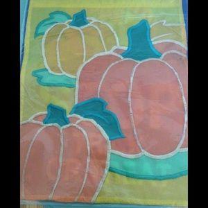 Pumpkins 🎃 Fall Holiday Outdoor Mini Flag